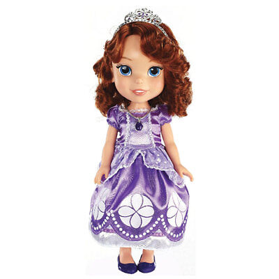 Sofia The First Toddler Doll - NEW