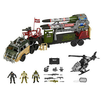 True Heroes Missile Rocket Launcher - NEW