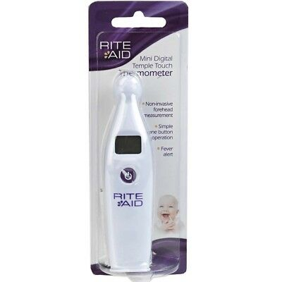 Rite Aid Digital Temple Thermometer - NEW