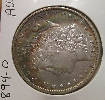 1894-O Morgan Silver Dollar Au Rare High Grade Key Date Us Silver Coin