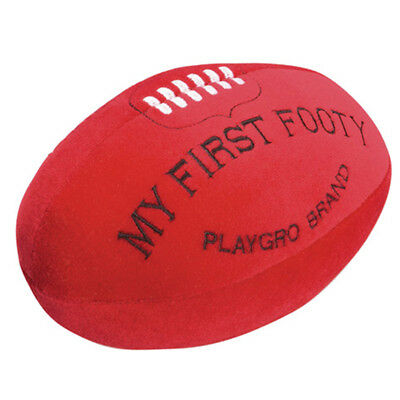 Playgro My First Footy - NEW