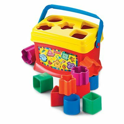 Fisher-Price Babys First Blocks - NEW