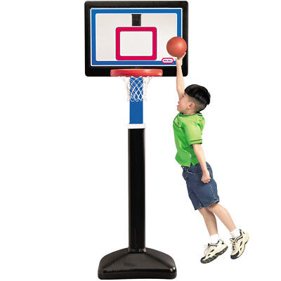 Little Tikes Play Like A Pro Basketball System - NEW