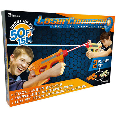 Laser Command Tactical Assault Set - NEW