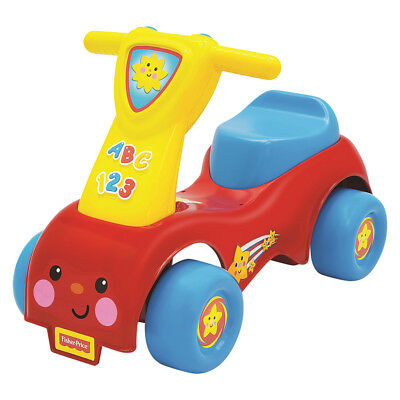 Fisher Price Push 'N Scoot Ride-On - NEW