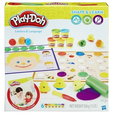 Playdoh Letters & Languages - NEW