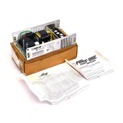 NEW Power-One MAP80-1024 24VDC 80W Power Supply Chassis Mount AC-DC 90-264VAC In