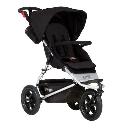 Mountain Buggy Urban Jungle Black - NEW