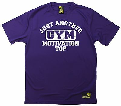 SWPS Just Another Gym Motivation Top Dry Fit Sports T-SHIRT