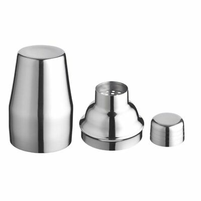 Stainless Steel Cocktail Wine Shaker Cocktail Mixer for Party Bar Wedding Tool Y