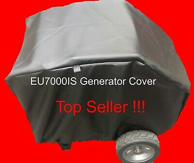 NEW GENERATOR COVER HONDA EU7000is No Logo Black best for RV Protect your Gen