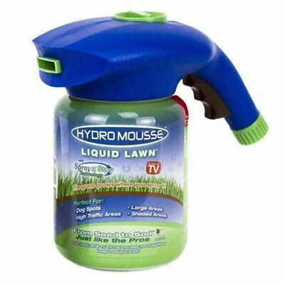 Professional Home Garden Lawn Hydro Mousse Household Hydro Seeding System BTF