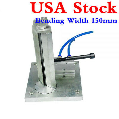 Dual-axis Metal Strip Letter Bending Machine for LED Signs, Bending Width 150mm