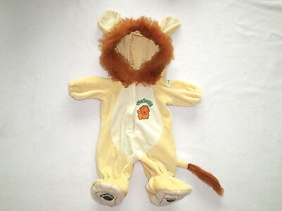 Vintage CPK CABBAGE PATCH KIDS Doll Lion Sleeper Outfit Clothes