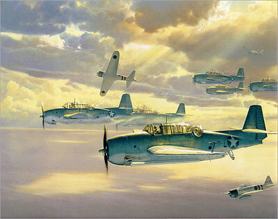 Art wall HD prints oil painting on canvas ww2 war Retro Vintage Fighter Gifts 84