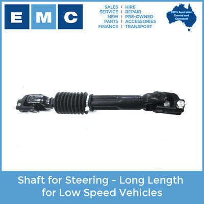 Steering Shaft, Long Length for Low Speed Vehicles