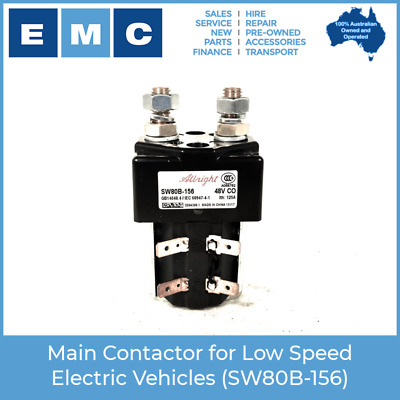 Contactor, Main For Emc Electric Vehicles Sw80B-156