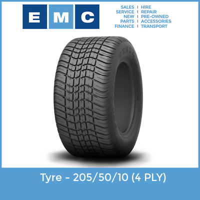 Tyre,  Kenda Pro Tour For Golf Carts (205/50/10 4 Ply)