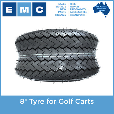 "8"" Tyre (18 X 8.5 - 8) for Golf Carts (Hole in One Brand)"