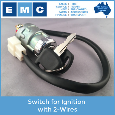Switch for Ignition with 2-Wires, Suitable for Low Speed Vehicles