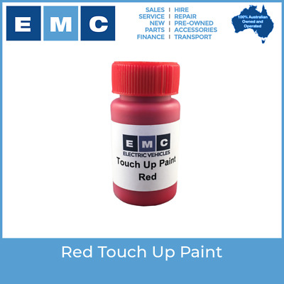 EMC Touch Up Paint, Red for Low Speed Vehicles