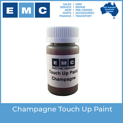 EMC Touch Up Paint, Champagne for Low Speed Vehicles