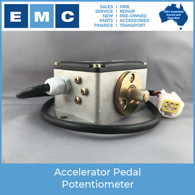 Accelerator Pedal Potentiometer For Emc Electric Vehicles