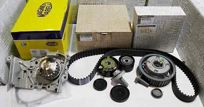 Dephaser Pulley & Timing Belt Kit & Water Pump Renault Megane Ii Iii 1.6 16V