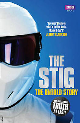 The Stig _ The Untold Story __ Hardback __ Brand New ___ Freepost Uk