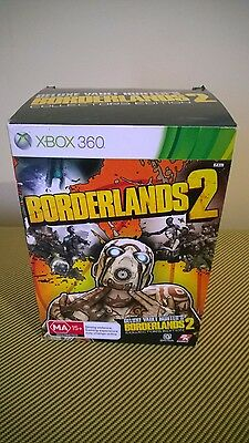 Borderlands 2 Deluxe Vault Hunters Collectors Edition for Xbox 360 PAL