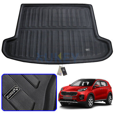Tailored Boot Liner Tray For Kia Sportage QL 2016 2017 2018 Rear Trunk Cargo Mat