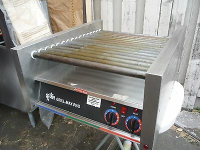 Star 45 SAR - Grill-Max Pro Hot Dog Roller Grill Made in USA