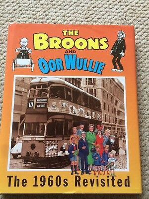 The Broons /Oor Wullie 2004 Annual 'the 1960s Revisited'