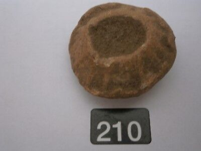Marston Moor English civil war 1644 battle - Spindle Whorl inc Certificate