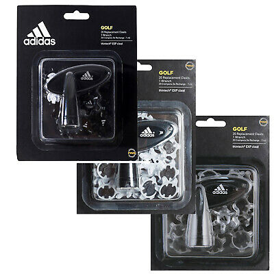 Adidas THinTech Exp Replacement Cleats 20 Pack Pins Golf Shoes Includes Wrench