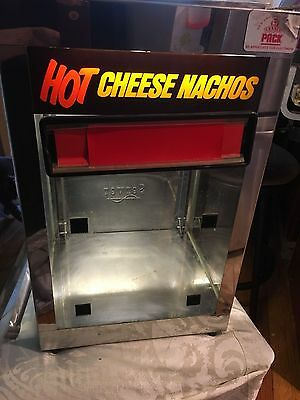 Nacho Chips Display Warmer - Stainless Steel Concessions