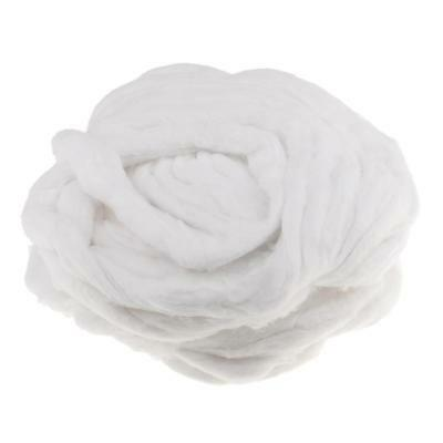 Multi-functional 100% Pure Cotton Coil for Hair Perm /Cleaning Beauty Tool