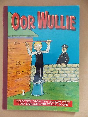 OOR WULLIE Annual 1978 (Good condition)