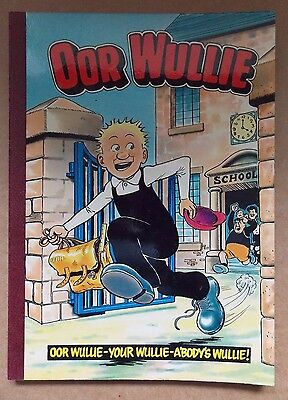 OOR WULLIE Annual 1984 (Very Good condition)