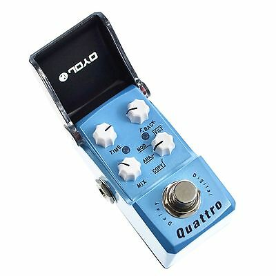 JOYO JF-318 Quattro Digital Delay