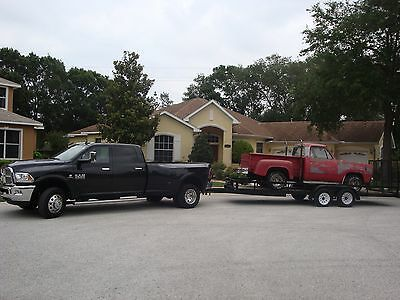1979 Dodge Other Pickups lil red express 1979 dodge little red express one owner florida truck # matching