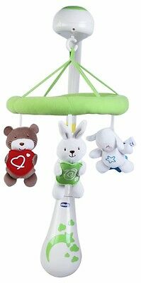 Chicco Sweet Dreams Cot Mobile. Musical Boy / Girl Neutral Unisex