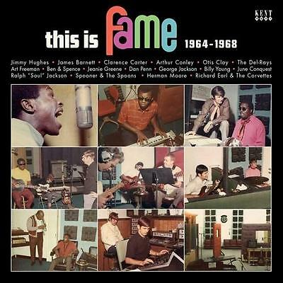 THIS IS FAME 1964-168 NEW & SEALED 2X LP VINYL (KENT) NORTHERN SOUL 60s SOUTHERN