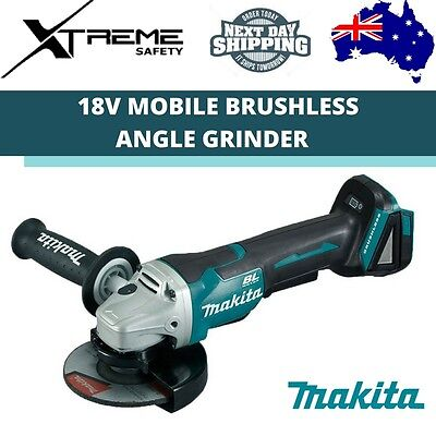 Makita Mobile Brushless Angle Grinder Skin 18V