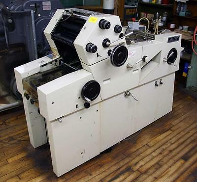 Atf Davidson Chief Offset Press Model 115