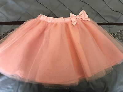 Janie And Jack 3T Girls Sparkle Lined Skirt NWOT