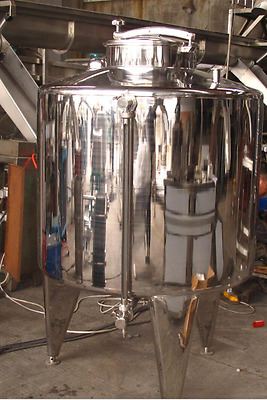 Storage Tanks - Stainless Steel - 50 to 500+ gallons - Customize yours!