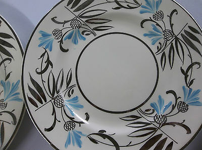 Vintage 40's- 50's, Myott Son & Co., LTD, Made In England,Plates & cups,platter