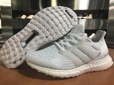 aaa01ba1a Adidas Ultra Boost W Triple White 3.0 Ba7686 White crystal White 2017