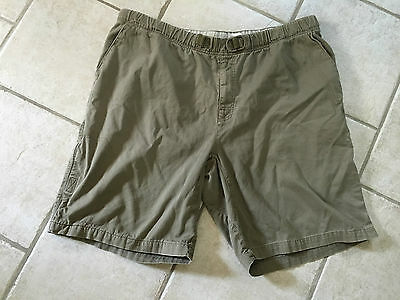 COLUMBIA Mens Casual Shorts Greens XL x 10 Excellent Condition